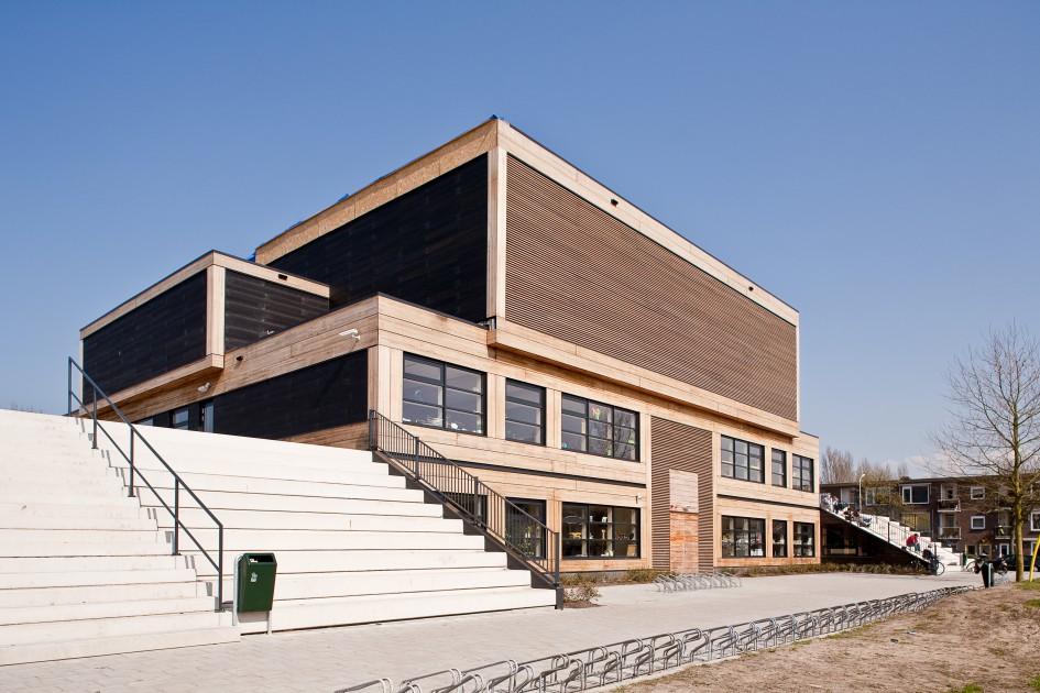 Nieuwbouw OPDC school